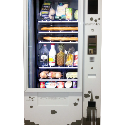 Maquina Vending Multishop Mid