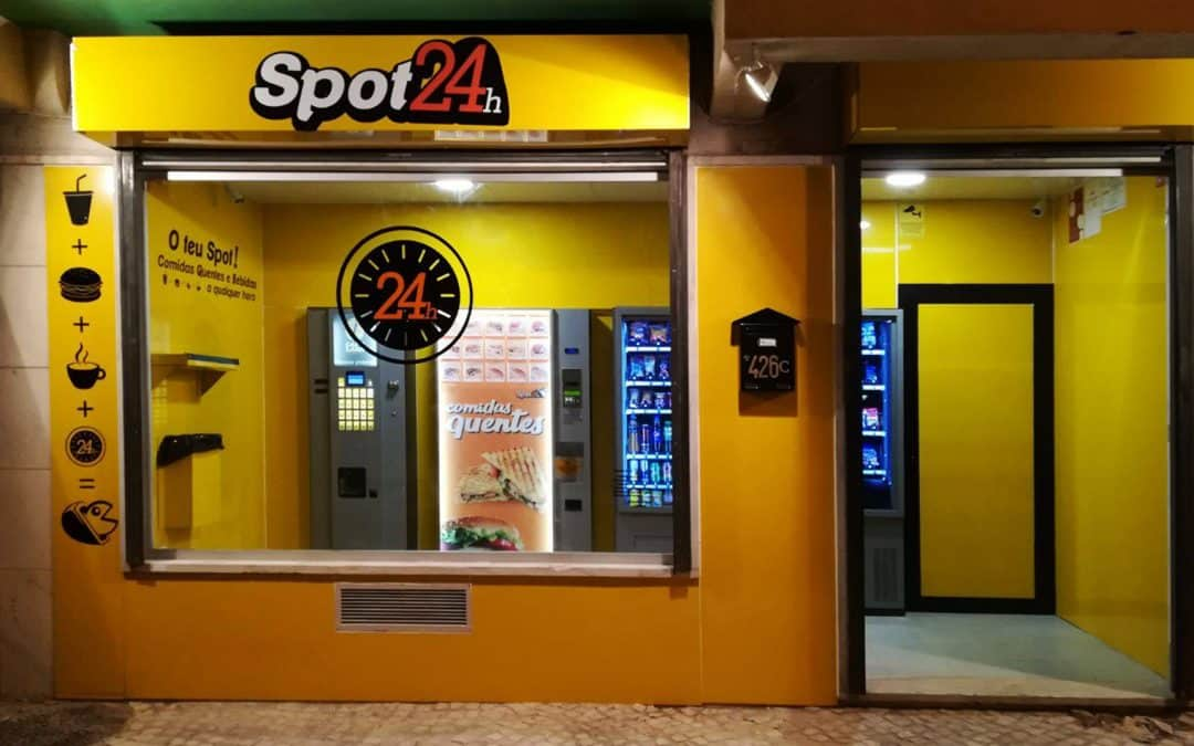 Instalación Spot 24h QUELUZ