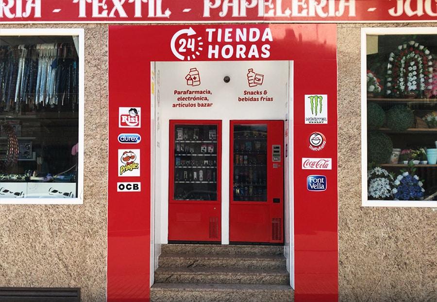 Tienda 24H Horcajo de Santiago