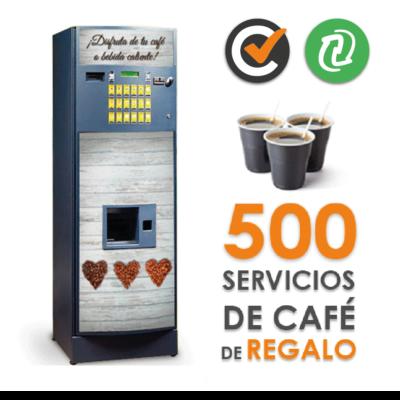 Coffeemar g500 personalizada mas producto