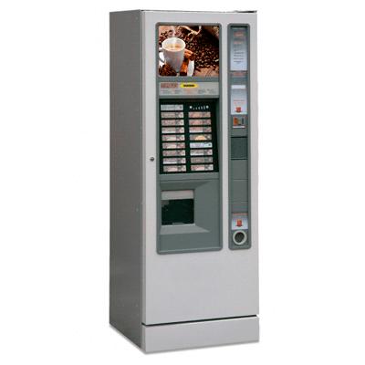 Necta spazio m quina de caf y bebidas calientes for Maquinas expendedoras de cafe para oficinas