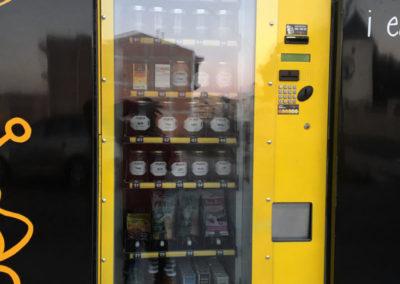 Máquina vending Mielmuria