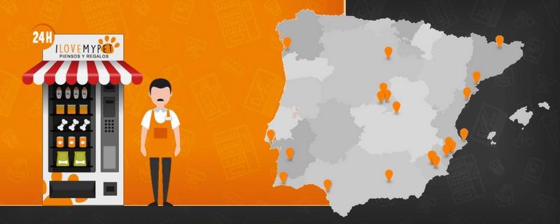 Los datos que demuestran que el vending es un sector en auge en España