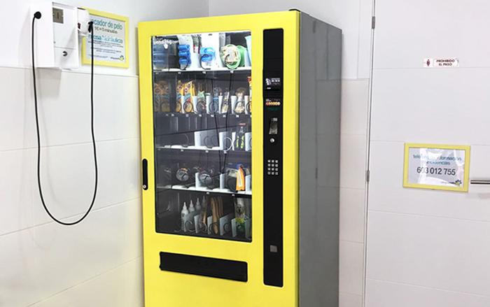 Vende más con una máquina de vending en tu negocio