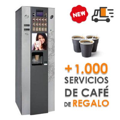 Máquina café Coffeemar G250 + regalo