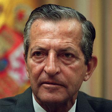 Adolfo Suarez presidente democracia