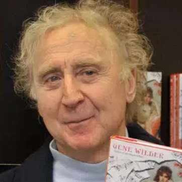Gene Wilder actor Willy Wonka
